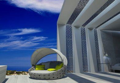 Seaside resort in Sicily