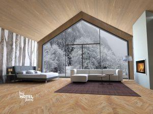 design di hotel e spazi per l'ospitalità